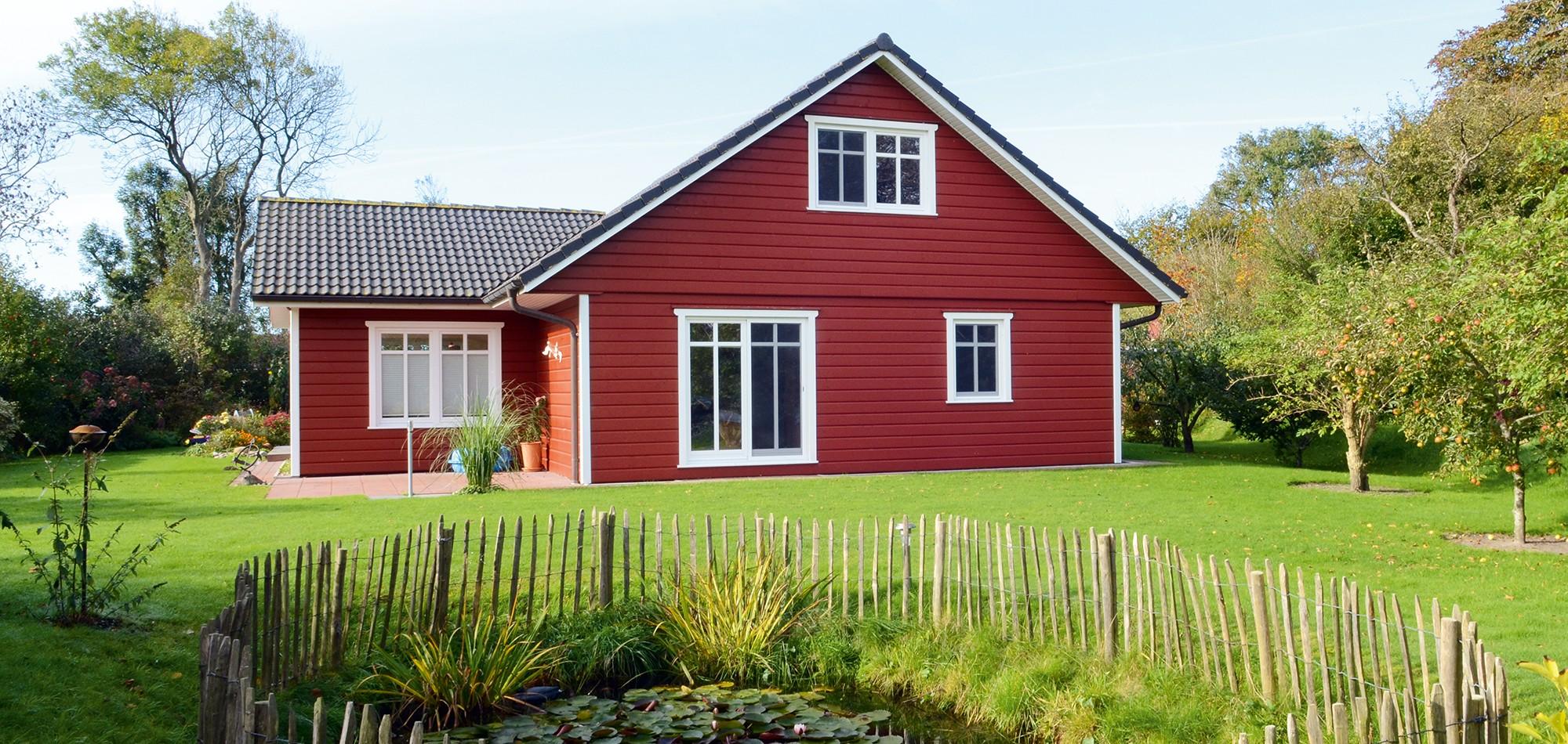 einfamilienhaus 1 5 geschossig l ngenhorn holzh user zimmerei richardsen langenhorn. Black Bedroom Furniture Sets. Home Design Ideas